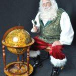 Casual Santa