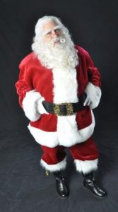 Santa Claus for Birthday Party