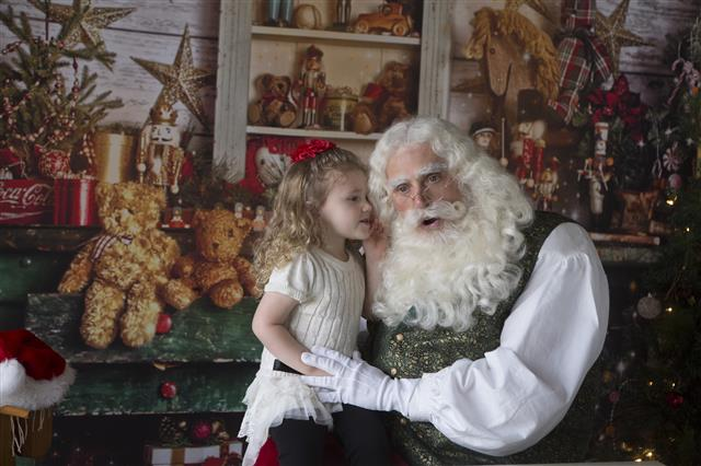 Hire Best Santa Claus in Dallas