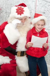 Real Dallas Santa Reading List