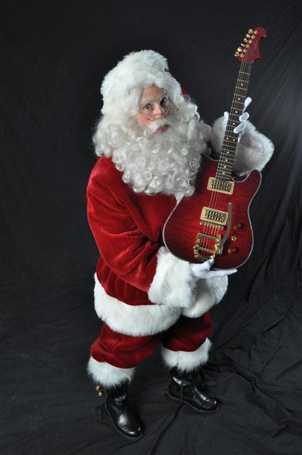 Santa Claus Model Talent
