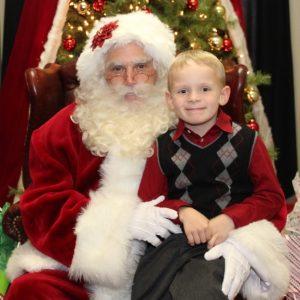forth Worth Santa Claus