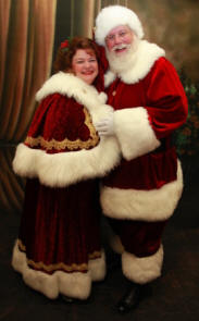 Fresno California Santa Claus