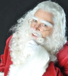 Real Bearded Santa Claus