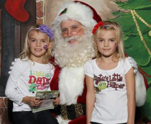 Best place to find Santa Claus in Dallas