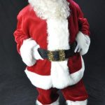 Dallas Real Bearded Santa Claus