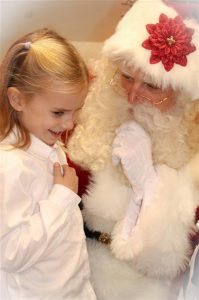 ultimate Santa Claus Visit in Dallas