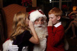 Santa Appearances