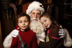 Bearded Santa Allen