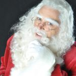 Santa Real Bearded