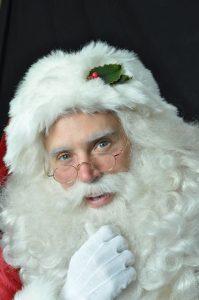 Actual Bearded Santa Claus