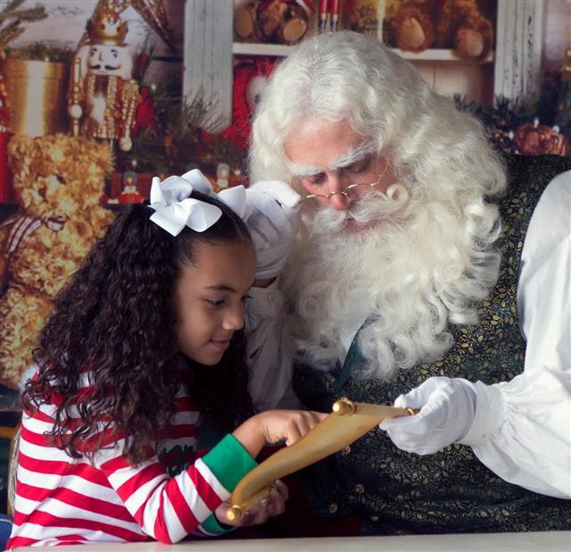 Santa Claus Entertainer for Rent