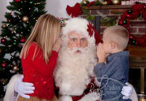 Southlake, Highland Park Santa Claus Visit