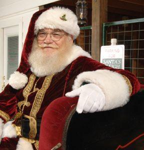 Santa for Home Visit