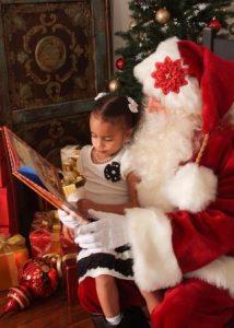 Best Santa Claus Visit
